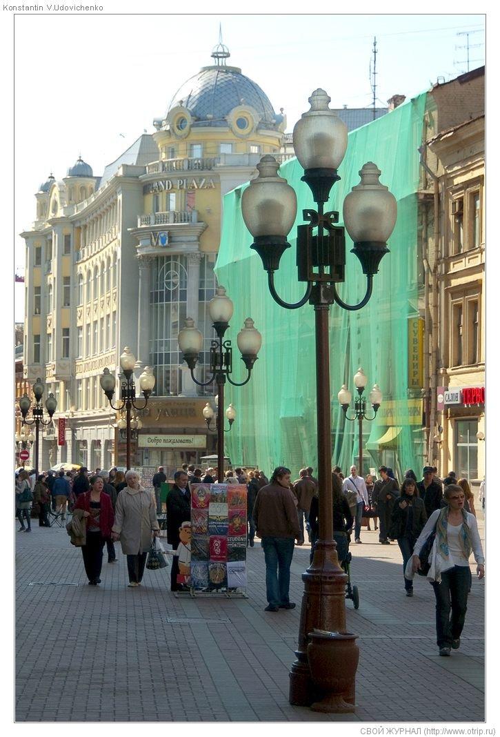 8245s_2.jpg - Москва, зомби-моб на Арбате (26.04.2009)
