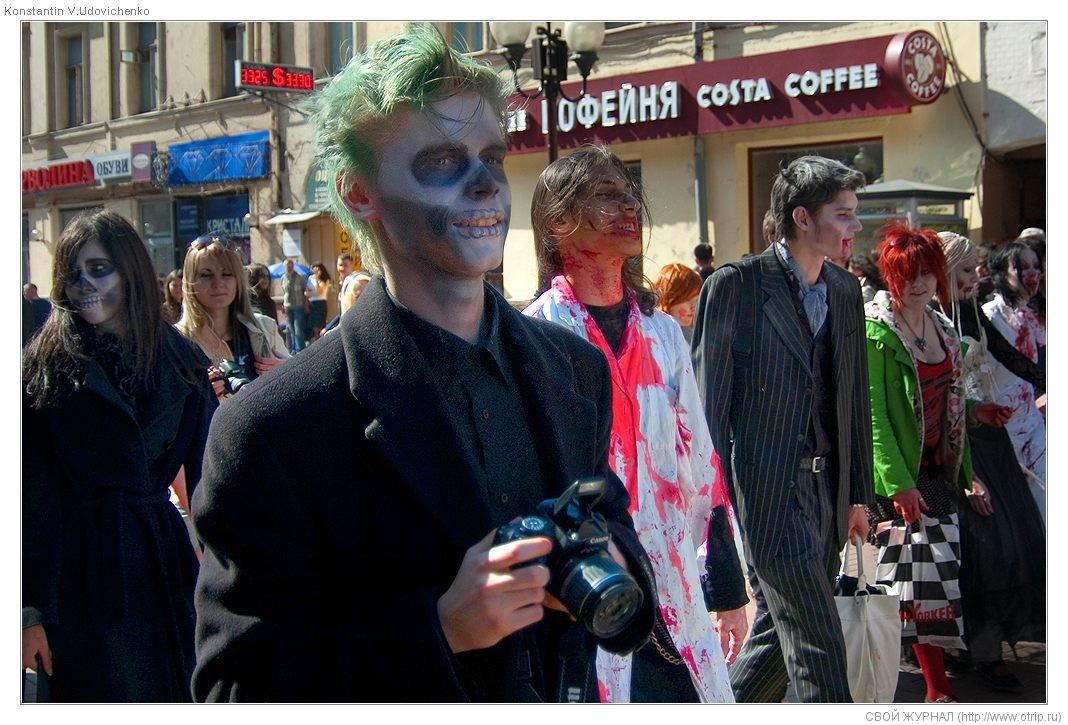 8524s_2.jpg - Москва, зомби-моб на Арбате (26.04.2009)