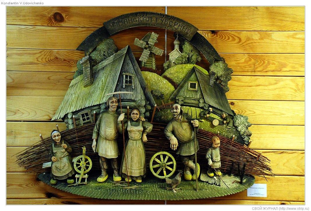 9027-0219s_2.jpg - Музей деревянного зодчества в селе Лункино (01.05.2009)