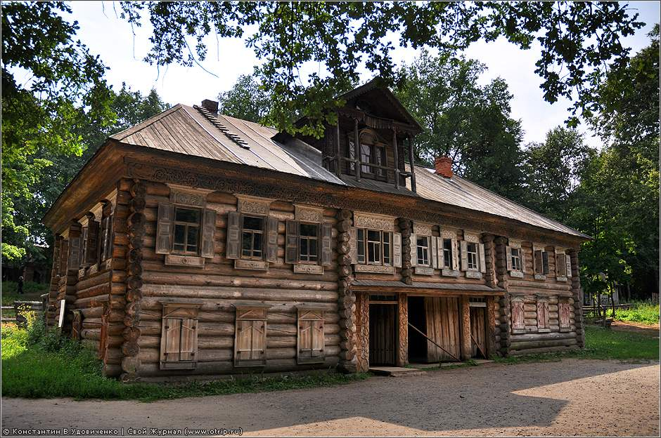 2263s_2.jpg - Музей деревянного зодчества в Нижнем Новгороде (10.07.2010)