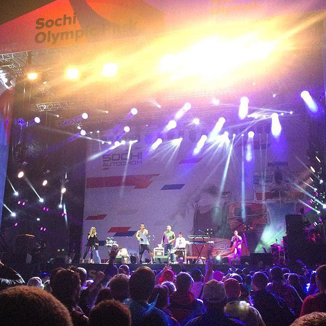 Концерт группы Дискотека Авария