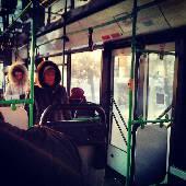 Давно не катался на автобусе. :-)