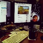 Рабочий день в самом разгаре... :-)