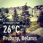 В Белоруссии нынче тепло. #QdF2013