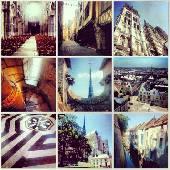 Просто так, пятничное... пересматривал instagram, вспоминал Францию. :-) хочу еще #QdF2013