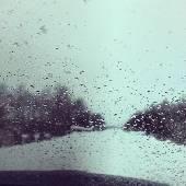 За бортом снег пошел... #SaltG2014