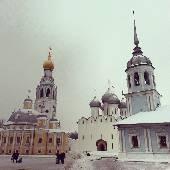 Опытный читатель уже видел Вологодский Кремль. #SaltG2014