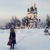 Верхотурьевский Кремль. Все здесь потихоньку восстанавливают или строят заново. #nynordexp