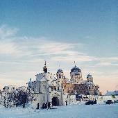 Свято-Николаевский монастырь. #nynordexp