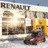В салоне Лаки Моторс @renaultru в Серове машину нам мыть не захотели... сказали у них автовоз идет, мойка будет занята. Хуже того, в салоне фоткать нельзя. Мы негодуем! #nynordexp