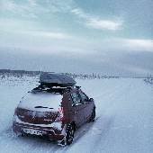 Немного не до фоток уже... болото вокруг. #nynordexp