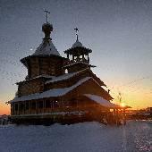 Сургут. Церковь всех святых земли северной. #nynordexp