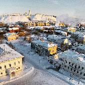 Тобольск у подножья Кремля. #nynordexp