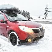 Цивилизация. Блин. Машина почти две недели идеально чистая была, а тут ваш говнилин за пару минут. :( #nynordexp