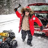 По итогам #nynordexp хочется заметить... не пытайтесь это повторить. Но если всё же соберетесь, возьмите с собой опытного полярника. Он поможет если чего... ;)