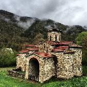 Храм в горах. Спрашивайте @frederick_taer он вам расскажет подробнее. :) #lemn5642exp