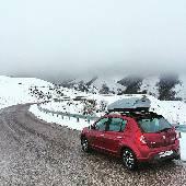 Спускаемся с перевала 2050м. #lemn5642exp