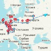Экспедиция #EXIFga2015 завершена. 25 дней. 9500 километров. Спасибо, что терпели этот фото спам.