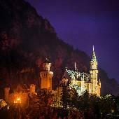 Замок Нойшванштайн вам в ленту! Приятных сновидений. #EXIFga2015