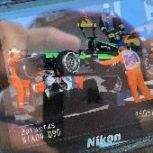 Разобрали аварию достаточно быстро. #f1sochi #f1sochi2015 #f1otrip #russiangp #f1 #formula1 #sochiautodrom