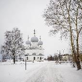 Подоспела вторая часть про Вологодскую область #3DLacBlanc. Славный город Белозерск не впечатлил, тем не менее, читайте про него на страницах блога OTRIP.RU / otrip.livejournal.com