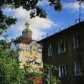 Бывший храм, теперь бывшее общежитие и ныне храм. Короче, еврейский квартал в Смоленске. #смоленск #смоленщина #смоленскаяобласть #смоленск2019