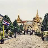 Туристов реально нет. #thaiotrip