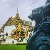 Вообще, неведомых зверушек тут навалом. #thaiotrip