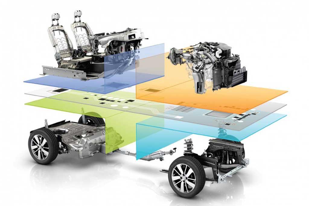 Renault-Nissan-Common-Module-Family